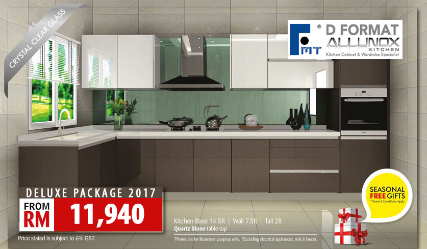 Kitchen Cabinet Malaysia Aluminium Kitchen Wardrobe Eco Green Ultra Low Formaldehyde E0