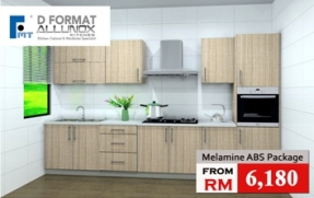 D format promotions for Kitchen cabinet murah